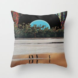 Celebration of Music Throw Pillow