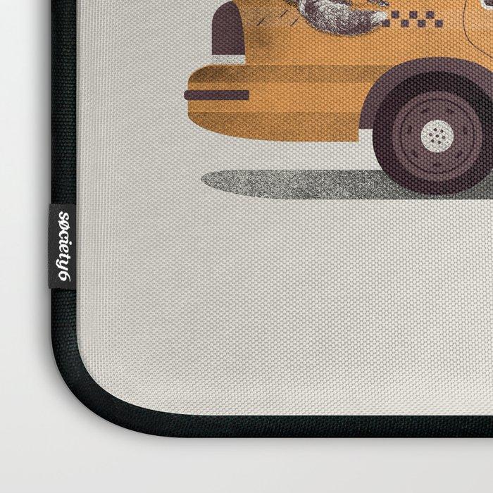 1-800-TAXIDERMY Laptop Sleeve