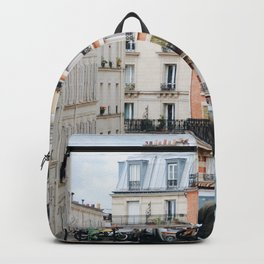 Addicted to paris building Backpack