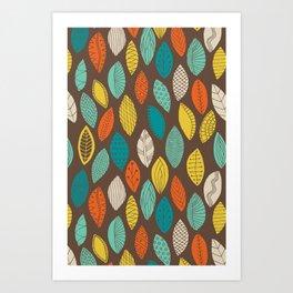Perfect Fall Art Print