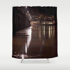 lightbridge Shower Curtain