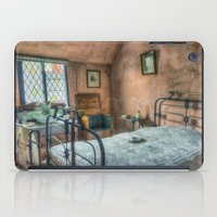 victorian iPad Cases featuring Victorian Bedroom by Ian Mitchell