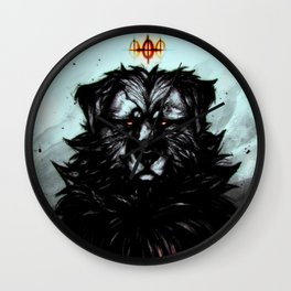 Coda Wall Clock