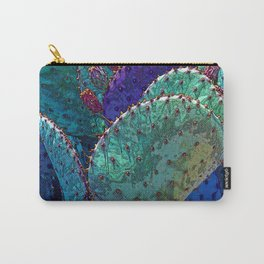 Cactus-Palooza Carry-All Pouch