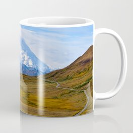 The Road to Denali Coffee Mug