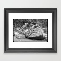 After the Flood Framed Art Print