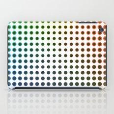 Colour Spots iPad Case
