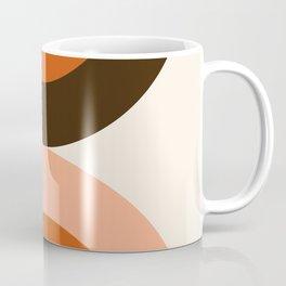 Dig It - minimalist 70s style retro vibes throwback poster minimal art decor Coffee Mug