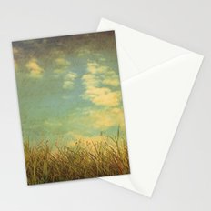 Summer's Fading Stationery Cards