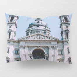 St. Stephen's Basilica Pillow Sham