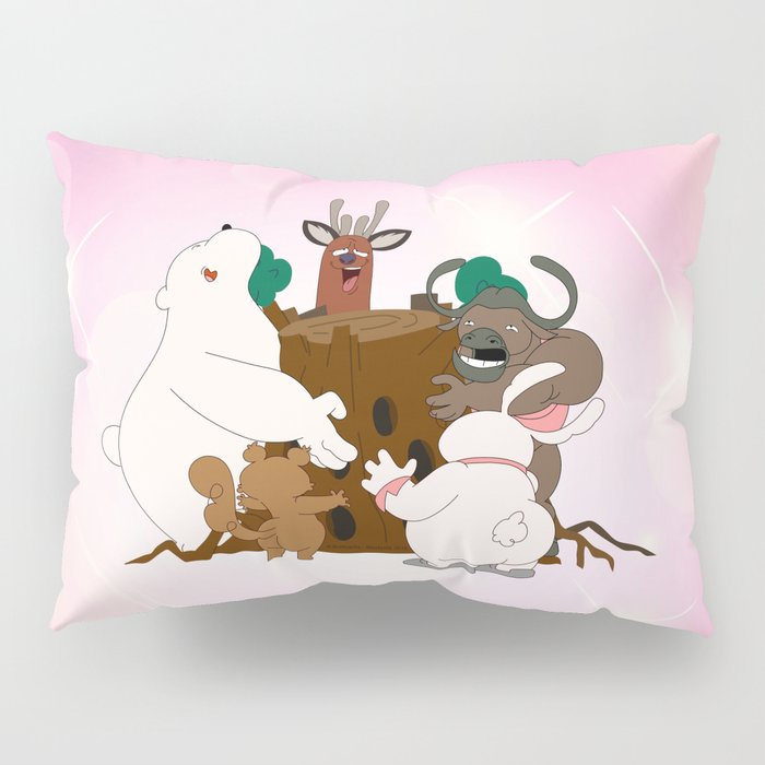 The Magic Tree (Peepoodo) Pillow Sham