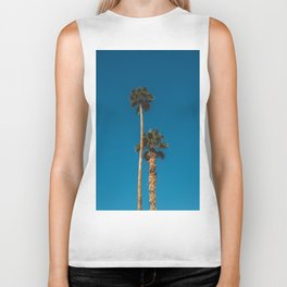 Palm Springs Palms Biker Tank