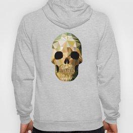 Low Poly Skull Hoody