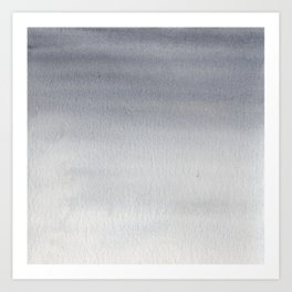 PAYNE'S GREY Art Print