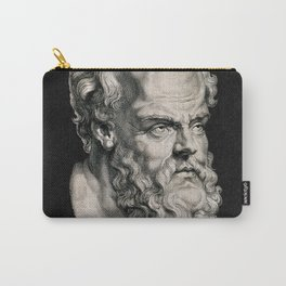 Socrates, 1638 Carry-All Pouch