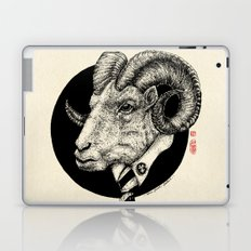 The Goat Father Laptop & iPad Skin