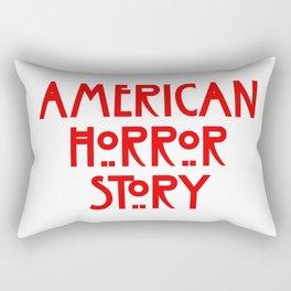 american horror Rectangular Pillow