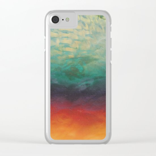 STW #5 Clear iPhone Case