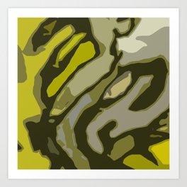 Visualize Art Print