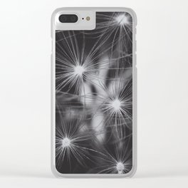 Seeds Clear iPhone Case