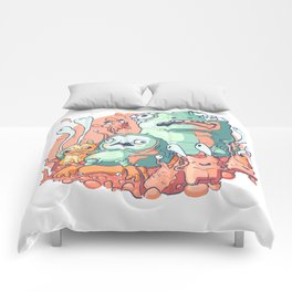 Bubblegum Comforters