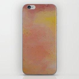Sunset at Dusk // Watercolour Wash iPhone Skin