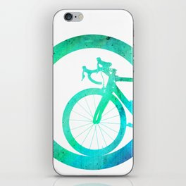 Wheel iPhone Skin