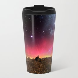 Never Lose Your Wonder Travel Mug