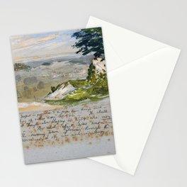 Samuel Palmer - Guildford - Digital Remastered Edition Stationery Cards