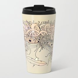 Way so sad... Metal Travel Mug