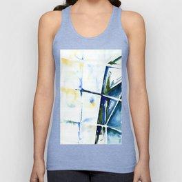 Abstract interior detail Unisex Tank Top