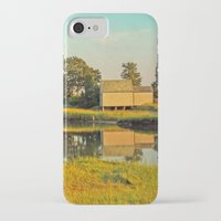 cape cod iPhone & iPod Cases featuring Cape Cod Eastham Eventide by Brooke Ryan Photography