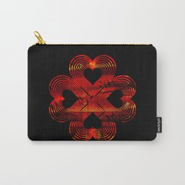 Valentines - Lucky in Love Carry-All Pouch