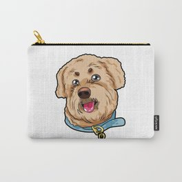 Soft Coated Wheaten Terrier Dog Doggie Puppy Gift Carry-All Pouch