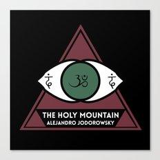 The Holy Mountain by Alejandro Jodorowsky Canvas Print