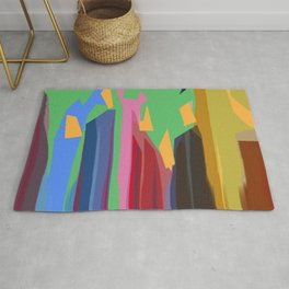 Cooling Fall Trends Rug