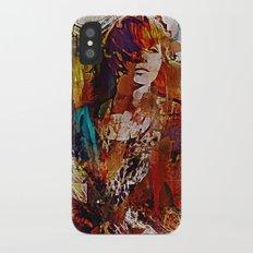 Myrrh iPhone X Slim Case