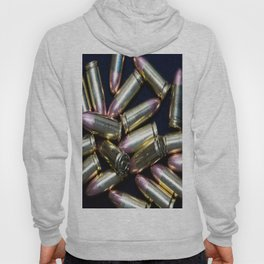Cluster of 9mm Ammo Hoody