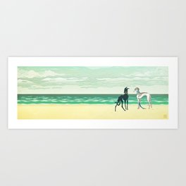 Far From Home Art Print