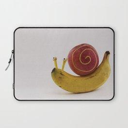 Snail fruit Laptop Sleeve