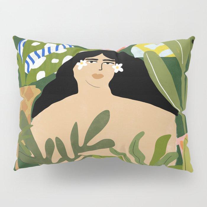 I Need More Plants Pillow Sham