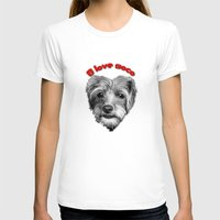 coco T-shirts featuring COCO by KarenHarveyCox