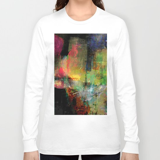 where is my city ? Long Sleeve T-shirt