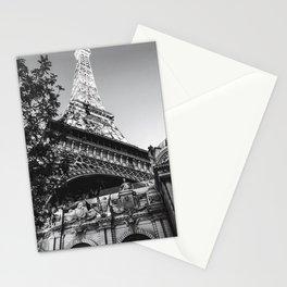 Eiffel Tower of Las Vegas Stationery Cards