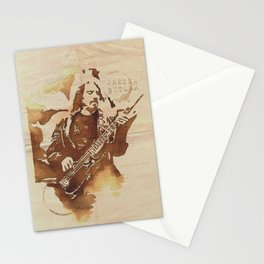 Geezer Butler Ilustracafe Stationery Cards