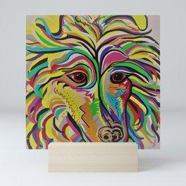 SHELTIE Mini Art Print