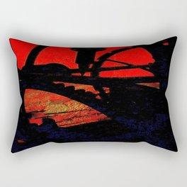 Tempus Fugit Venezia Rectangular Pillow