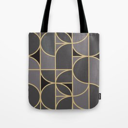 Art Deco Graphic No. 34 Tote Bag