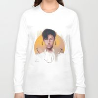 snk Long Sleeve T-shirts featuring Smile by emametlo