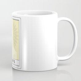 the sun tarot card Coffee Mug